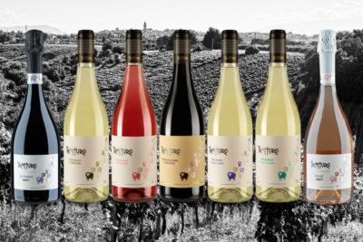 I vini della linea Tratturo